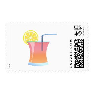 Sunrise Lemon Cooler Postage Stamps