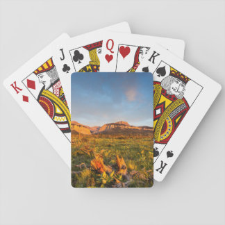 Sunrise Lights Blackleaf Canyon 2 Card Deck