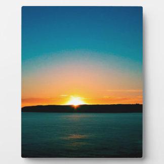 Sunrise Manaisland Display Plaques