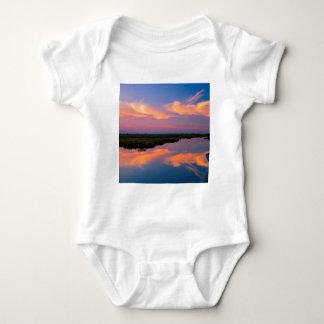 Sunrise Merritt Island Florida Baby Bodysuit