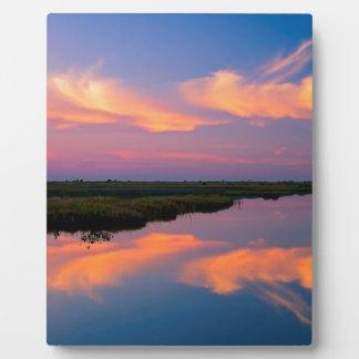 Sunrise Merritt Island Florida Photo Plaques