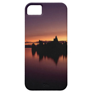 Sunrise Mono Low Water Tufa Towers iPhone 5 Cover