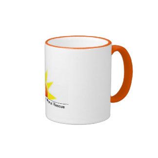 Sunrise Mug with Brown handle