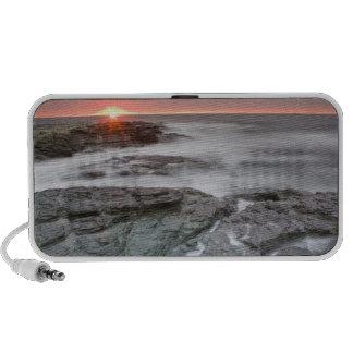Sunrise near Brenton Point State Park on Ocean Travel Speaker