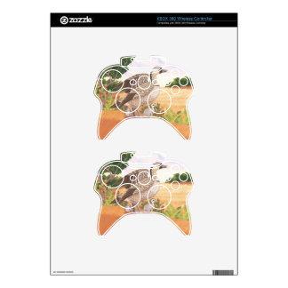 Sunrise Nene (Hawaiian Goose) Xbox 360 Controller Skin