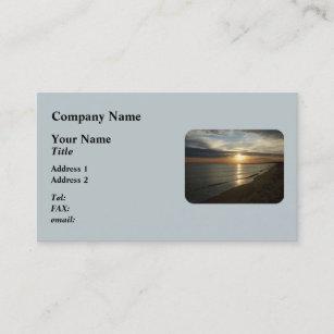 Norfolk va business cards zazzle sunrise norfolk va business card reheart Gallery