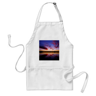 Sunrise Northern Tranquility Adult Apron