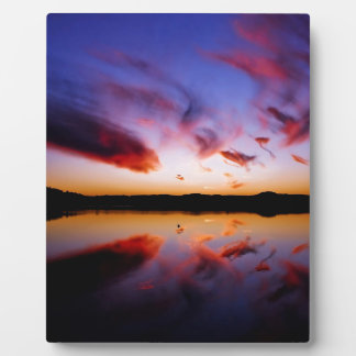Sunrise Northern Tranquility Plaques