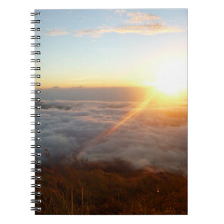 Sunrise Notebook