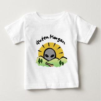 < Sunrise of extraterrestrial >Sunrise Alien Baby T-Shirt