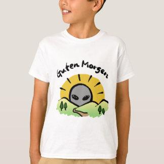 < Sunrise of extraterrestrial >Sunrise Alien T-Shirt