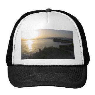 Sunrise On Corfu Island In Greece 3 Trucker Hat