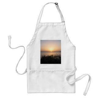 Sunrise On Corfu Island In Greece 4 Apron