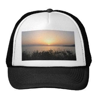 Sunrise On Corfu Island In Greece 4 Trucker Hat