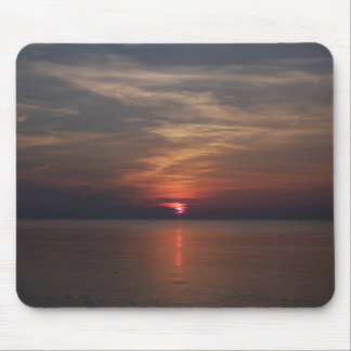 Sunrise on DelRay Beach Mouse Pad