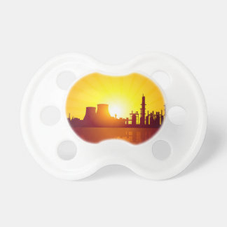 Sunrise on Factory Pacifier