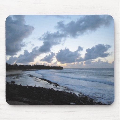 Sunrise on Kauai 1 Mouse Pad