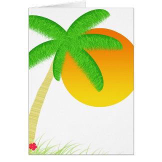 Sunrise on Maui Greeting Card