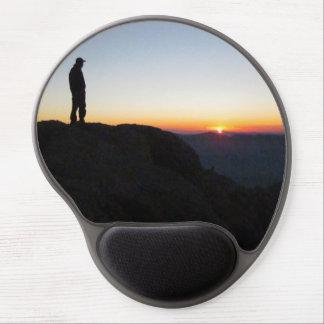 Sunrise on Mt Whitney 2 - John Muir Trail Gel Mouse Pad