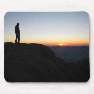 Sunrise on Mt Whitney 2 - John Muir Trail Mouse Pads