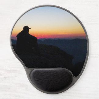 Sunrise on Mt Whitney 3 - John Muir Trail Gel Mouse Pad