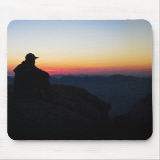 Sunrise on Mt Whitney 3 - John Muir Trail Mouse Pad