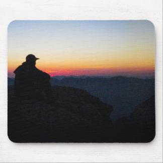 Sunrise on Mt Whitney 3 - John Muir Trail Mousepads