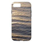 Sunrise on Ocean Waters Blue Abstract Photography iPhone 8/7 Case