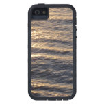 Sunrise on Ocean Waters Blue Abstract Photography iPhone SE/5/5s Case