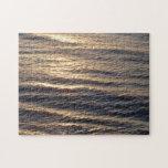 Sunrise on Ocean Waters Jigsaw Puzzle