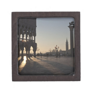 Sunrise on Plaza San Marco Jewelry Box