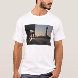 Sunrise on Plaza San Marco T-Shirt