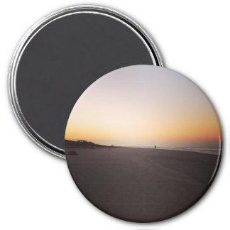 Sunrise on Sullivans Island Magnet