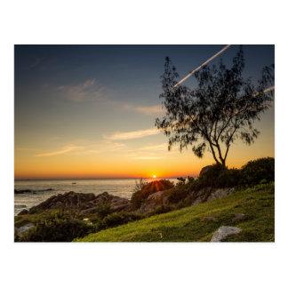Sunrise On The Beach Armação, Brazil Postcard