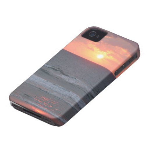 Sunrise on the Beach Blackberry Bold case