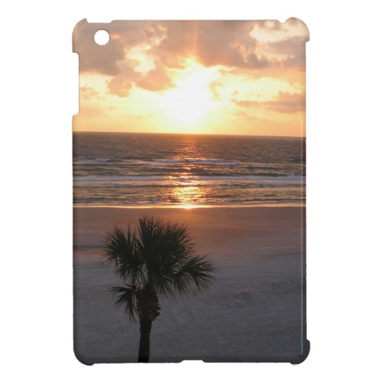 Sunrise on the Beach iPad Min Case Case For The iPad Mini