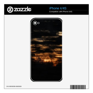 Sunrise on the go skin for the iPhone 4S