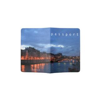 Sunrise on the Seine Passport Holder