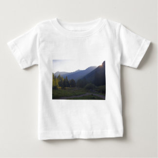 Sunrise on the Trail T-shirts