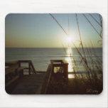 Sunrise, Outerbanks NC Mouse Mat