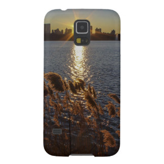 Sunrise Over Central Park, NYC Cases For Galaxy S5