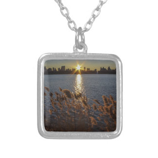 Sunrise Over Central Park, NYC Pendants