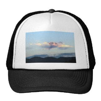 Sunrise Over Clinch Mountain In Southwest Virginia Trucker Hat