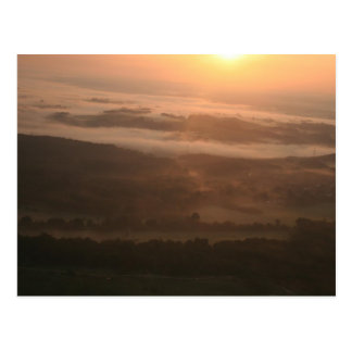 Sunrise over Cologne Postcard