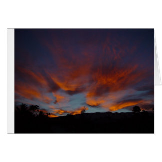 Sunrise Over Haleakala Greeting Card