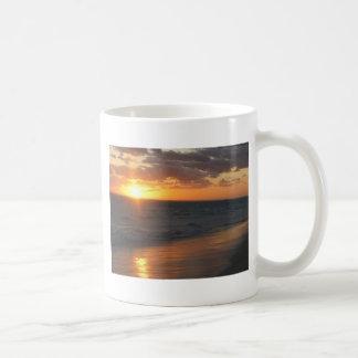 Sunrise over Horizon Classic White Coffee Mug