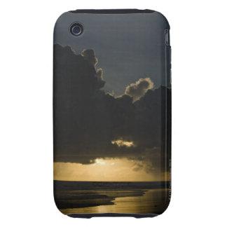 Sunrise over Indian Ocean, Vilanculos, Inhambane iPhone 3 Tough Case