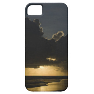 Sunrise over Indian Ocean, Vilanculos, Inhambane iPhone SE/5/5s Case