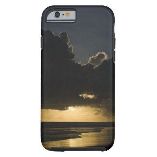 Sunrise over Indian Ocean, Vilanculos, Inhambane Tough iPhone 6 Case