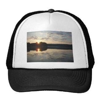Sunrise over Lake Trucker Hat